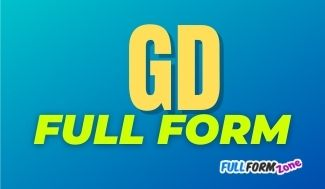 GD Full Form