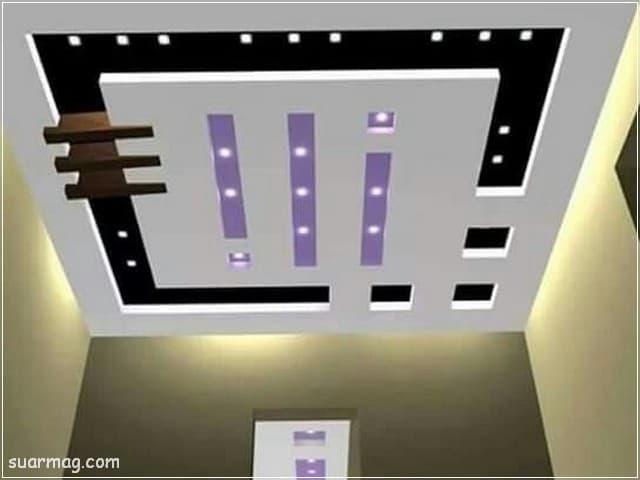 اسقف جبس بورد حديثة 11 | Modern Gypsum Ceiling 11