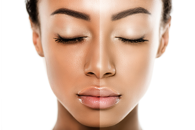 How to lighting your skin