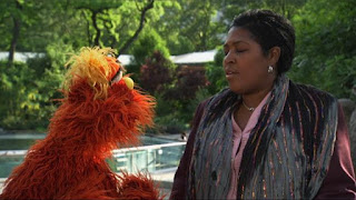 Murray What's the Word on the Street Careful, Sesame Street Episode 4304