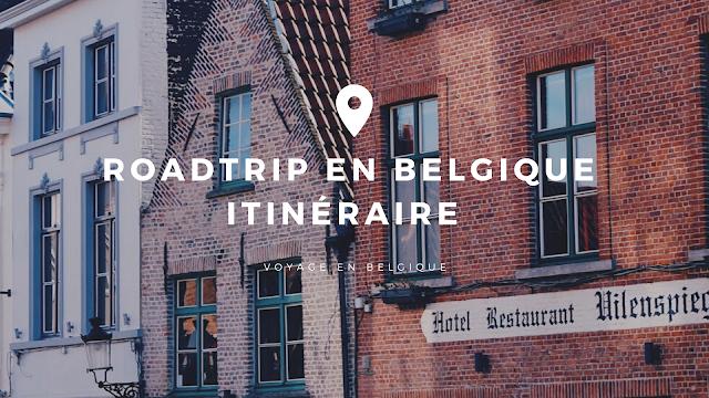 road trip belgique