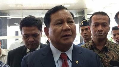 Menhan Prabowo Minta Guru Rajin Menceriterakan Sejarah Pemberontakan PKI Dengan Benar