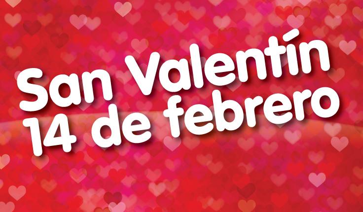 14 De Febrero San Valentin Da De Los Enamorados
