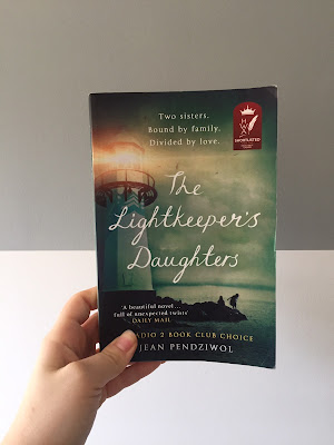 Book review: The Lightkeepers Daughters by Jean Pendziwol