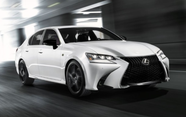Lexus GS discontinue