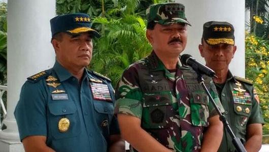 Panglima Sebut Kivlan Zen dan Soenarko Jadi Tersangka Tak Ganggu Soliditas TNI-Polri