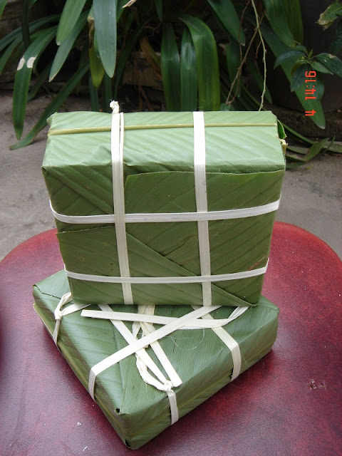 The history and legend of Chung cake in Tet holiday