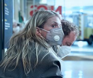 Mélanie Laurent pandemia