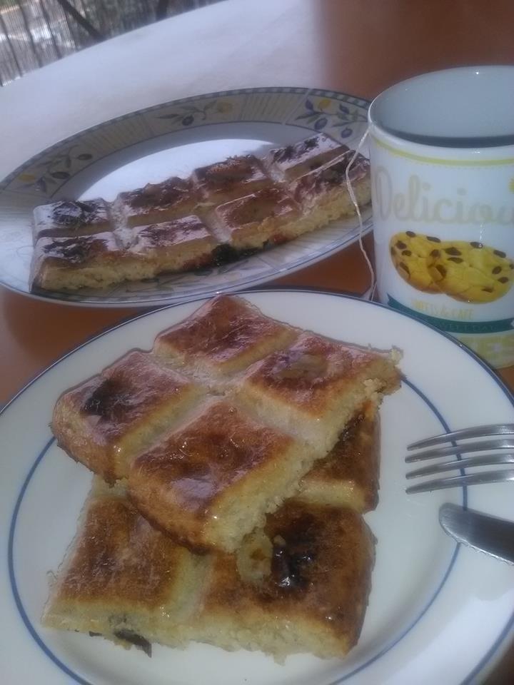 La cuisine de tika regal du matin a la banane et a la for Cuisine regale