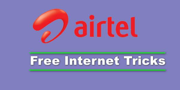 Airtel सिम में Free Internet कैसे चलाये - Airtel Free Internet Tricks 2020