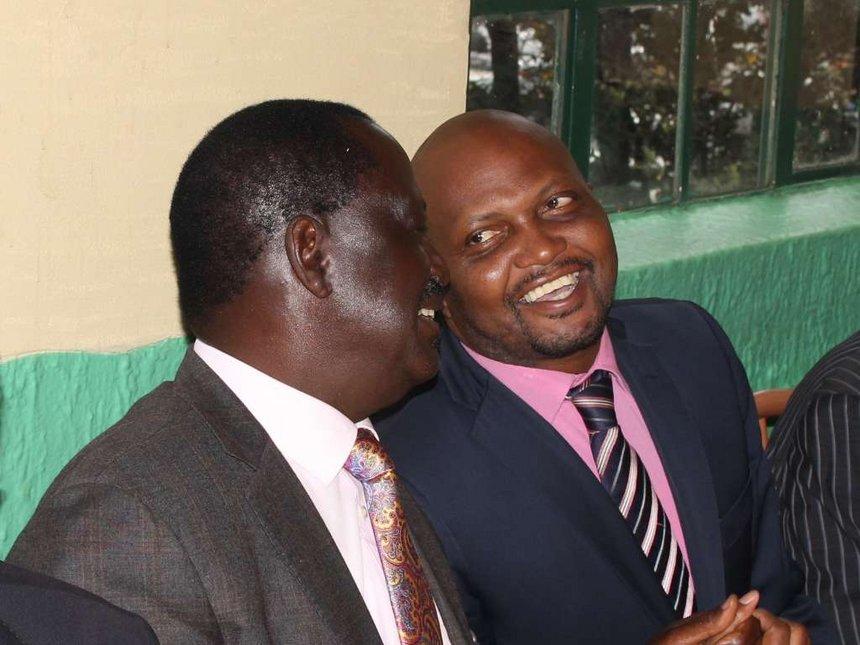 Moses Kuria: Raila Odinga Met With Al Shabaab, MRC
