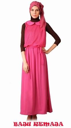Baju Hijab Remaja Modern