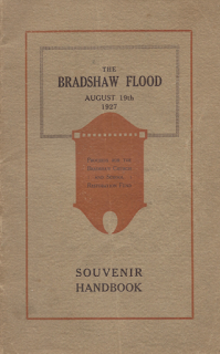 The Bradshaw Flood