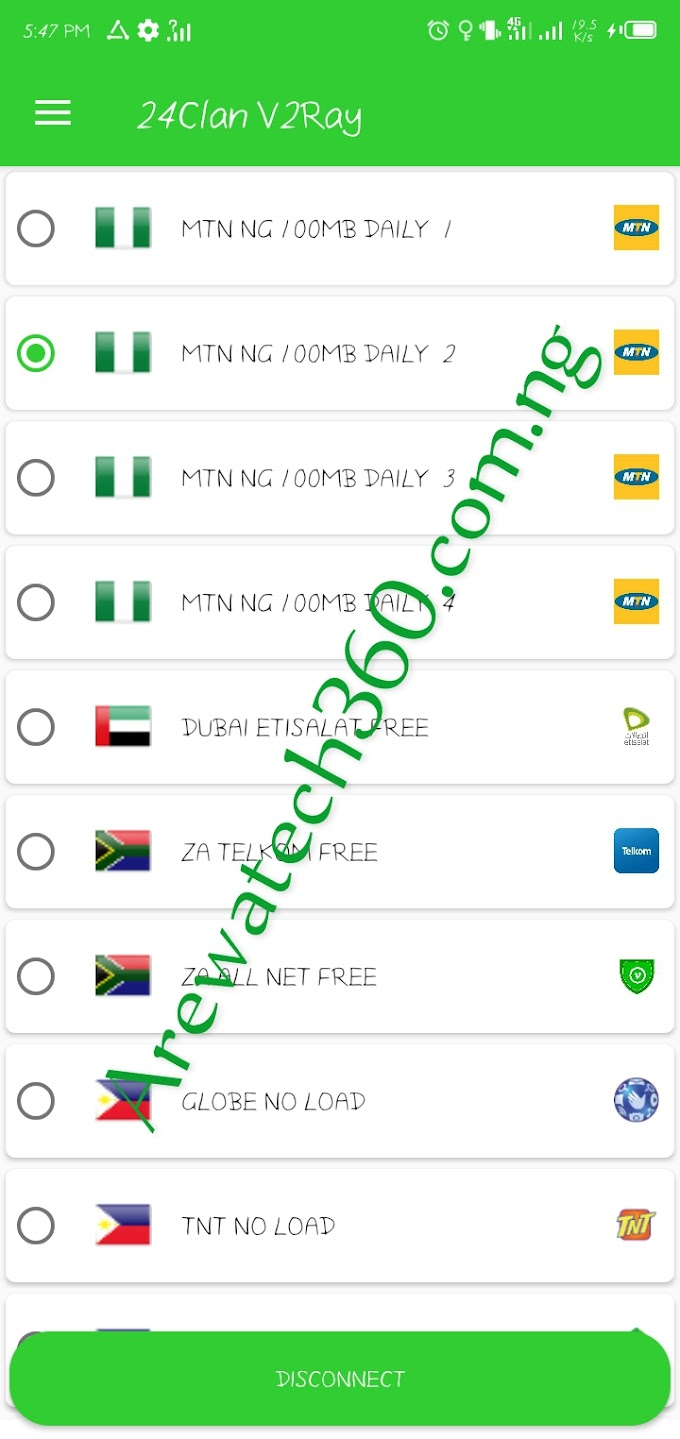Yadda zakayi free Browsing a MTN