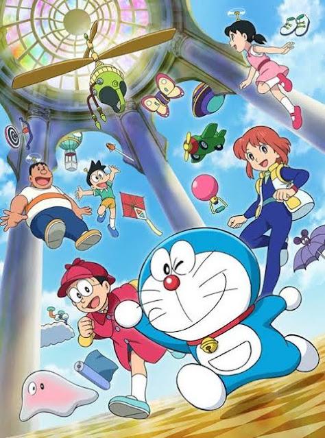 Doraemon Season 01 All Episodes In Hindi In H.D