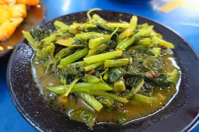 Tanglin Halt Roti Prata & Nasi Briyani, vegetables