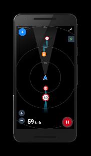 Speed Camera Radar v3.1.6 build 143 [Pro] Apk