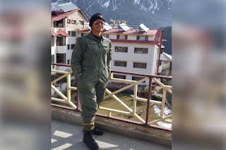 Lieutenant Swati Rathore will lead the flypast to be held on Republic Day