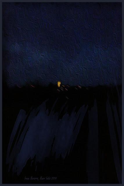 Dal Vuoto blu della notte, il Ritorno.