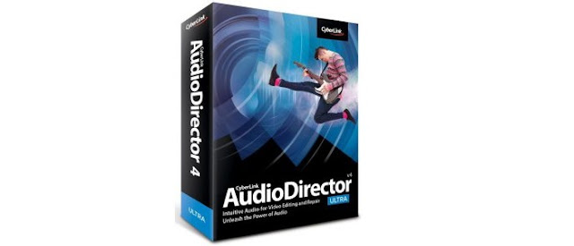 Baixar CyberLink AudioDirector Ultra 2016 + Crack
