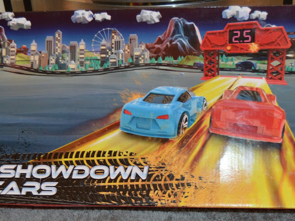 Review - Chad Valley Street Showdown Racing Track & Cars Set