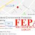 2018 FEPA Recruitment Portal - Federal Environmental Protection Agency Login [www:environment.gov.ng]