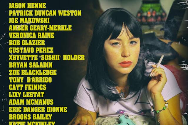 Tráiler de 'Zed's Dead', lujuria, asesinato y traición al homenaje a 'Pulp Fiction'