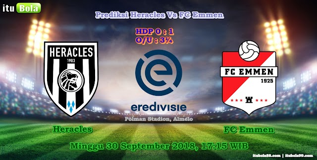 Prediksi Heracles Vs FC Emmen - ituBola