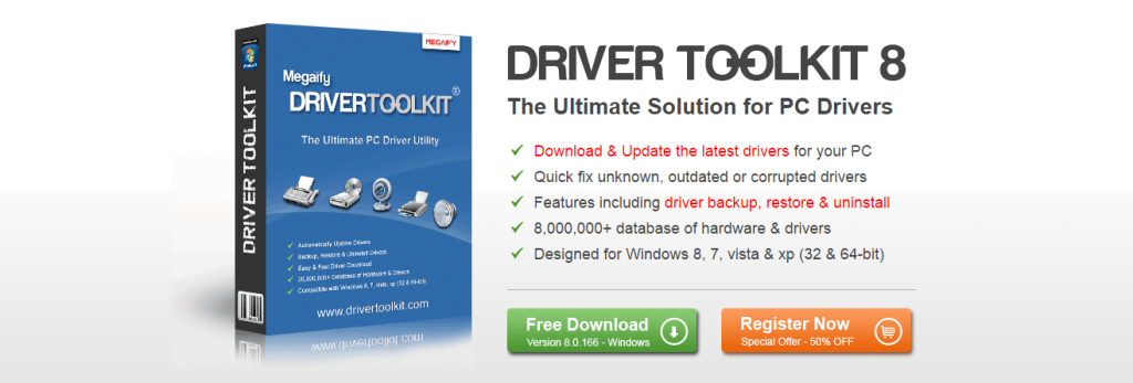 Driver ToolKit 8 Crack and License Key Full Download ...