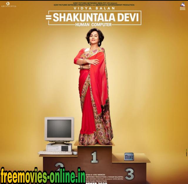 [SHAKUNTALA DEVI] Shakuntala Devi HUMAN COMPUTER Full hd movie download online leaked by filmymaza, filmywap, khatrimaza, tamilrockers