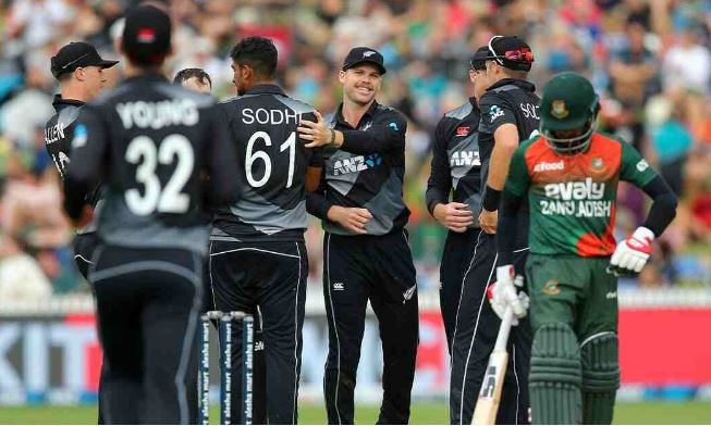 Cricket Blog: New Zealand vs Bangladesh T20 Match 2021