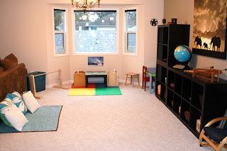 Montessori Beginnings Our Montessori Infant Environment