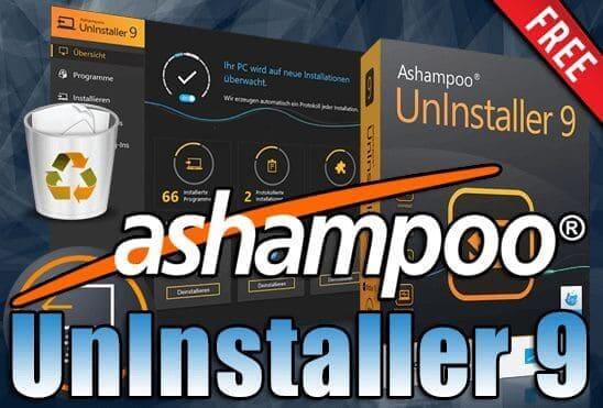 تحميل وتفعيل برنامج Ashampoo Uninstaller 9 عملاق حذف وإزالة البرامج من جذورها