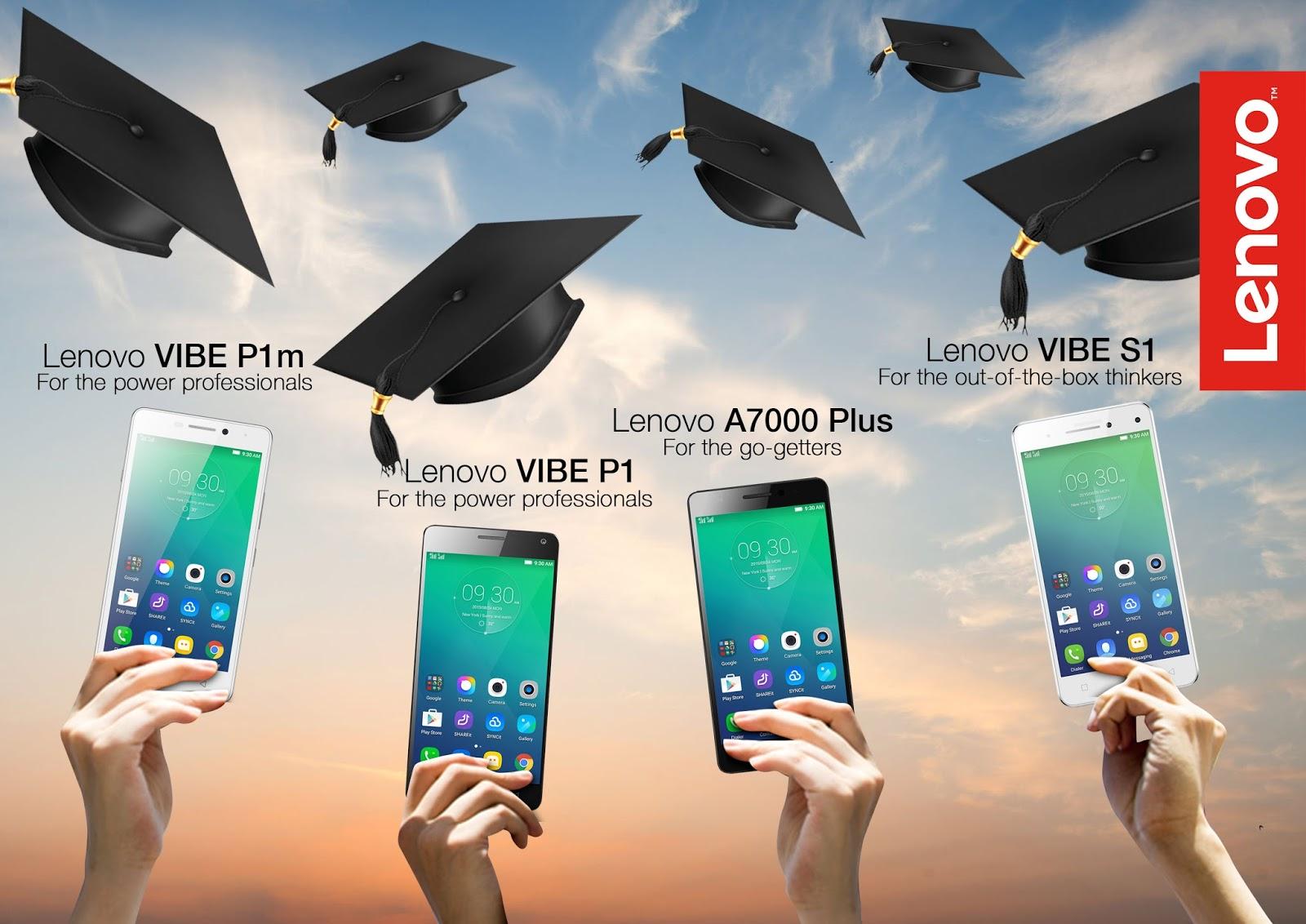 Lenovo Graduation Gift Guide