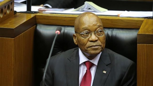 South African President Jacob Zuma reshuffles government, sparks controversy