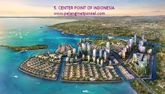 CENTER POINT OF INDONESIA
