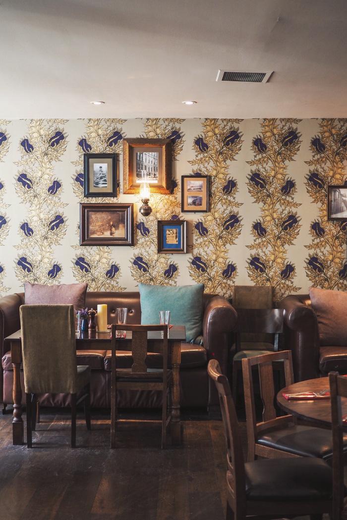 Restaurant Bothy Glasgow