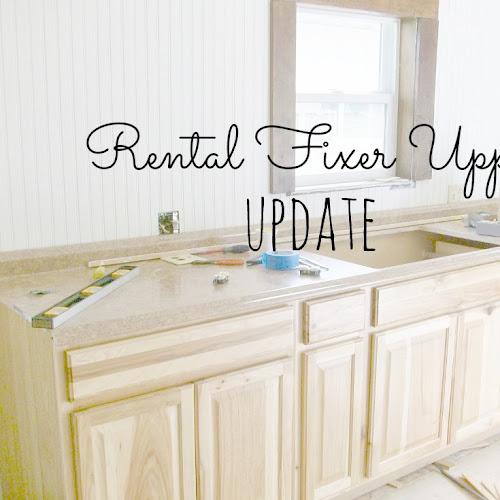 Fixer Upper Rental Update