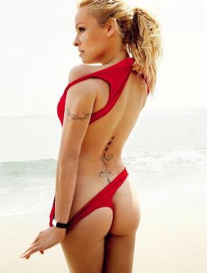 FOTOS Revelan imgenes del desnudo de Pamela Anderson