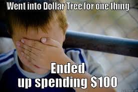dollar tree meme