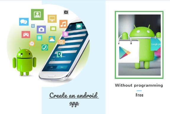 Comment créer une application Android gratuitement sans programmation