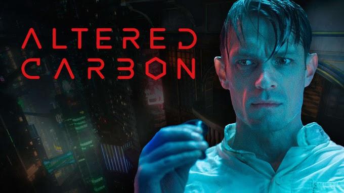 Altered Carbon (Temporada 1 -2) HD 720p Latino 1 Link (Mega)