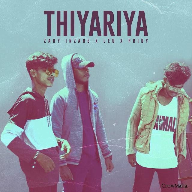 Zany Inzane - Thiyariya (තියරිය) feat. Leo X Pridy