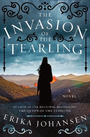 Invasion of the Tearling, Erika Johansen. Cover