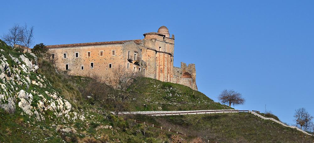 Monastero di San Filippo di Fragalà - Frazzanò (Me)