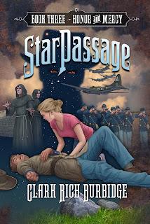 Interview with Clark Rich Burbidge, author of Star Passage