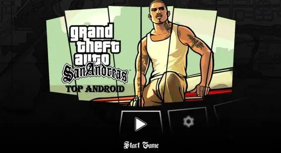 Download GTA San Andreas APK + Data 200MB