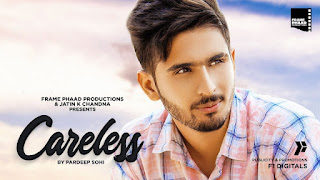 Presenting Careless lyrics penned by Jass Darheri whereas music given by KP Music. Latest punjabi song Careless is sung by Pardeep Sohi