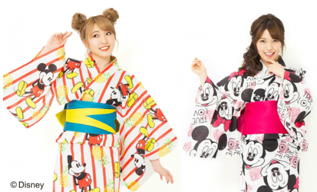 Ternyata Ini Perbedaan Yukata dan Kimono