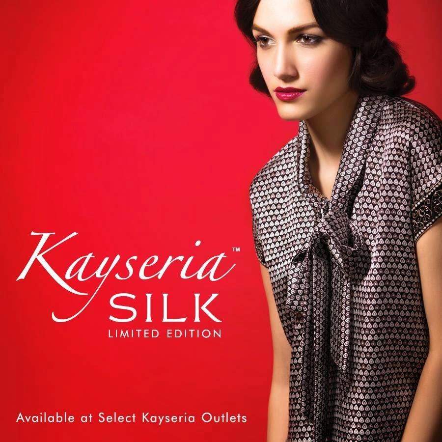 Kayseria Winter Silk Collection fashionwearstyle.com